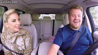 Lady Gaga Carpool Karaoke「Sub Español」P. 1   By Carolina Amao