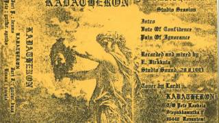 Kadatheron - Pain of ignorance