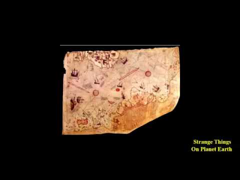 Piri Reis Map Myster. A map that shouldnot exsist. - YouTube
