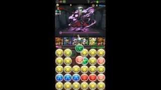 パズドラ「バットマン コラボ 地獄級」石川五右衛門25倍PTノーコン攻略.