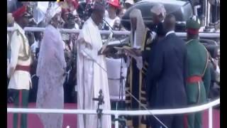 Nigeria's President Muhammadu Buhari takes oath of office   TVC News