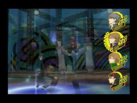 Persona 4 - Boss #22 - Lost Okina
