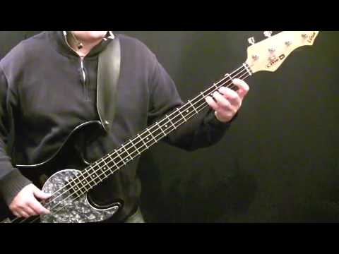 How To Play Bass to La Grange - Beginner's Lesson