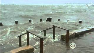 The CBS Evening News with Scott Pelley - Irene's rain threatens floods in New England