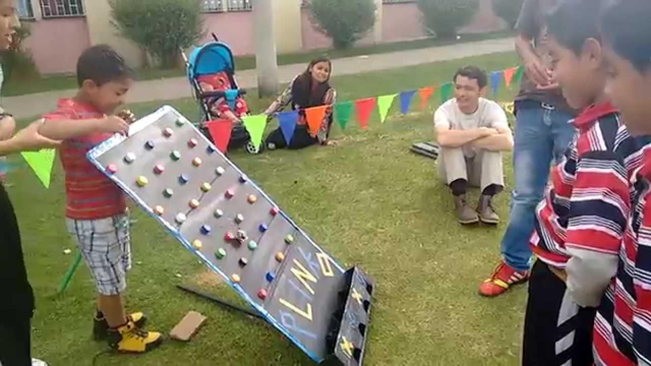 Plinko Feria De Juegos Capacitacion Agosto 2015 Youtube