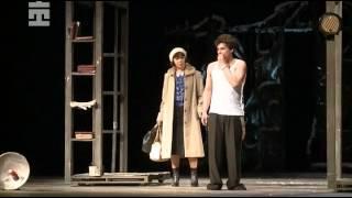 """Спектакль """"Пять вечеров"""" (2013) Театр Современник"""