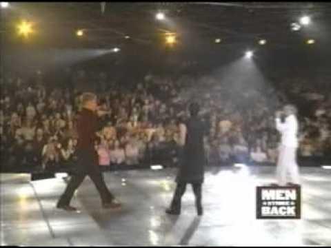 The One - Backstreet Boys (VH1 Men Strikes Back)