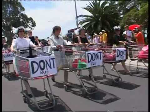 Waiheke Trolley Dolly's - Cleanstream's Waste Resources Trust