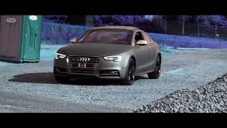 Audi S5 V8 Coupé *Car Porn* HD