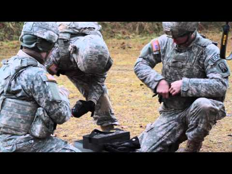 EOD Vehicle Explosive Training