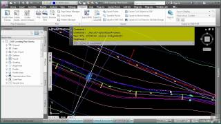 Autocad Civil 3d Tutorial | Creating Plan Sheets | Infiniteskills