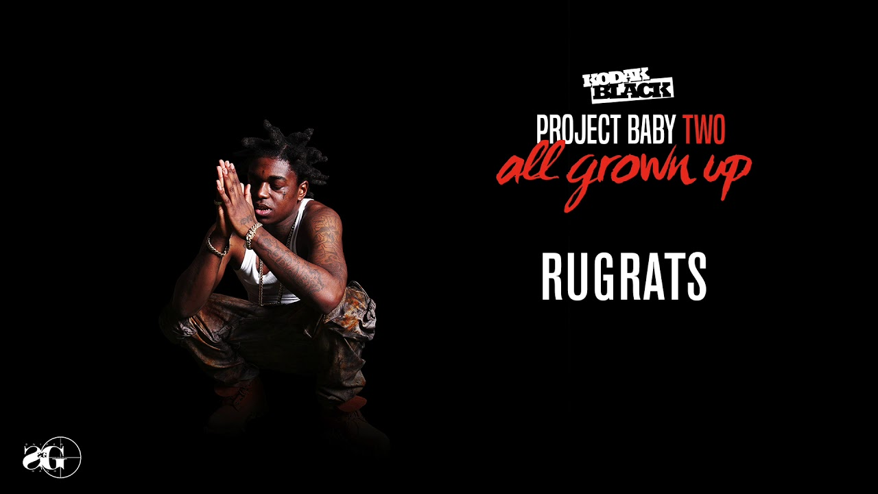 Kodak Black Rugrats Official Audio