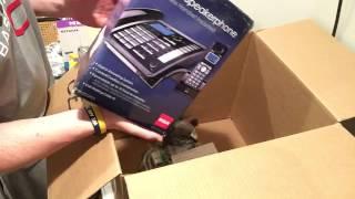 Liquidation.com electronics unboxing Petcube, VTech phones, Headphones for resell on eBay
