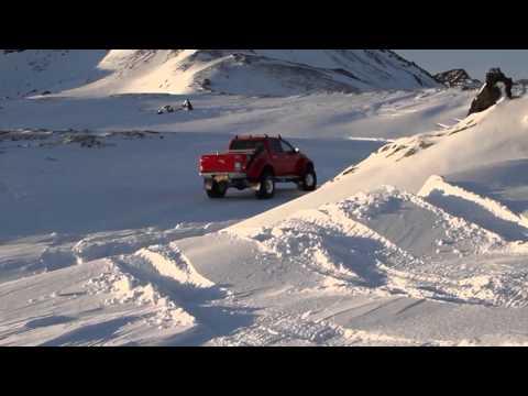 Toyota Hilux/Toyota Tacoma Arctic Trucks
