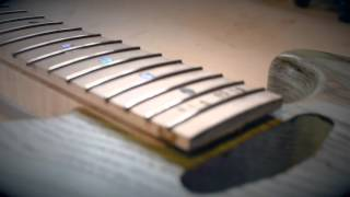 How to build  an Electric Relic guitar part 3