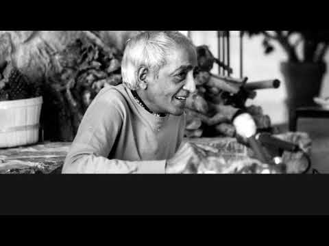 Audio | J. Krishnamurti – Gstaad 1962 – Group Discussion 1 – A passion which has no motive