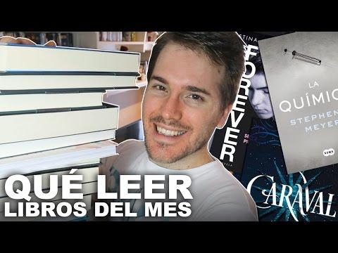 LIBROS DEL MES | Stephenie Meyer, Gemeliers y más | Javier Ruescas