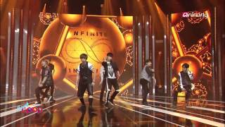 Simply K-Pop - INFINITE(인피니트) _ Bad