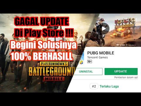 Cara Mengatasi Gagal Update Game PUBG Mobile 100% BERHASIL !!! - 동영상