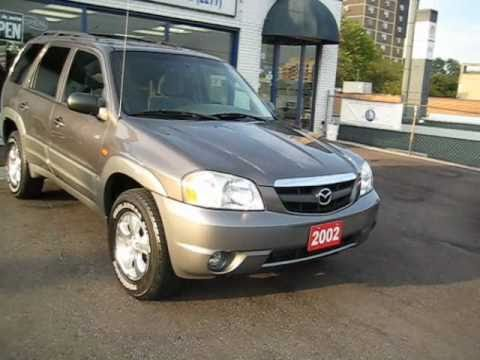 2002 Mazda Tribute Lx V6 Compact Suv Mehr S Auto Group