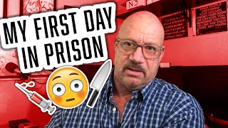 My First Day in Prison - Chapter 8: Episode 9 | Larry Lawton: Jewel Thief 010
