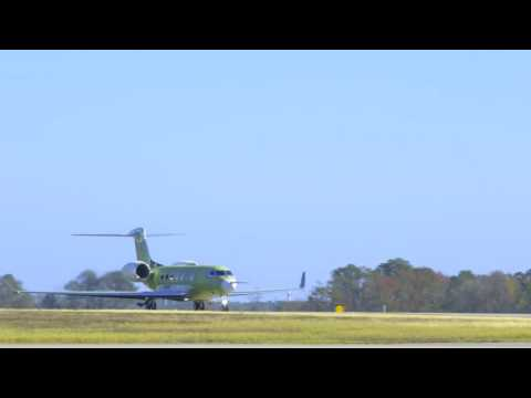 G600 First Flight