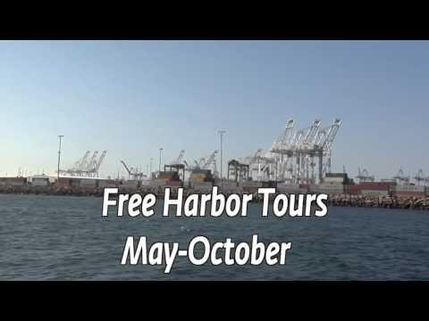 Port of Long Beach Harbor Tours