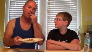 Kid vs Man ... Eat Crickets! : Episode 3, Crude Brothers