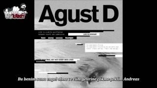 Agust D ft. Yankie - Tony Montana (Türkçe Altyazılı)