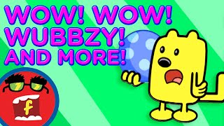 Wow Wow Wubbzy AND MORE OVER 30 MINUTES Of Stories For Kids Fredbot Nursery Rhymes for Kids