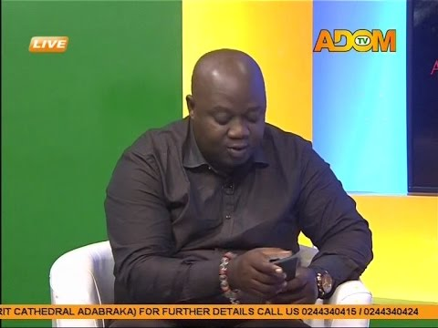 Badwam Newspaper Review on Adom TV (18-1-17)