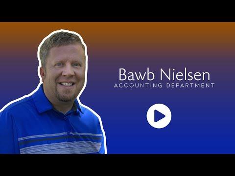 Employee Spotlight: Bawb Nielsen