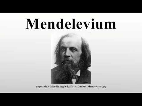 Mendelevium