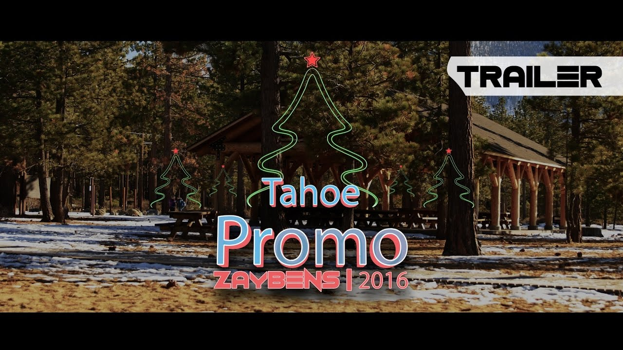 tahoe promo 2016 trailer 4k youtube. Black Bedroom Furniture Sets. Home Design Ideas