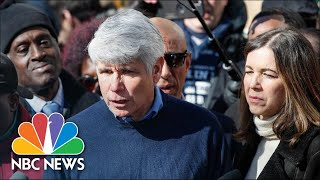 Rod Blagojevich Praises Trump For 'kind Heart' During Chicago News Conference | Nbc News