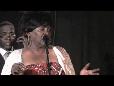 Melba Joyce Live & Interview - Louis Armstrong.