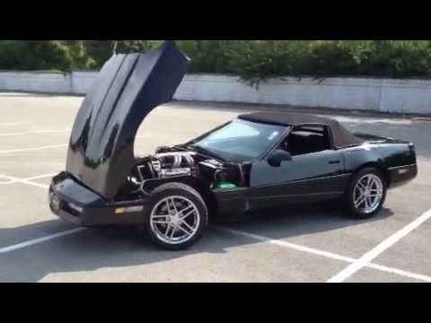 Corvette For Sale >> SOLD 1990 Chevrolet Corvette Convertible by Ross Barclay ...