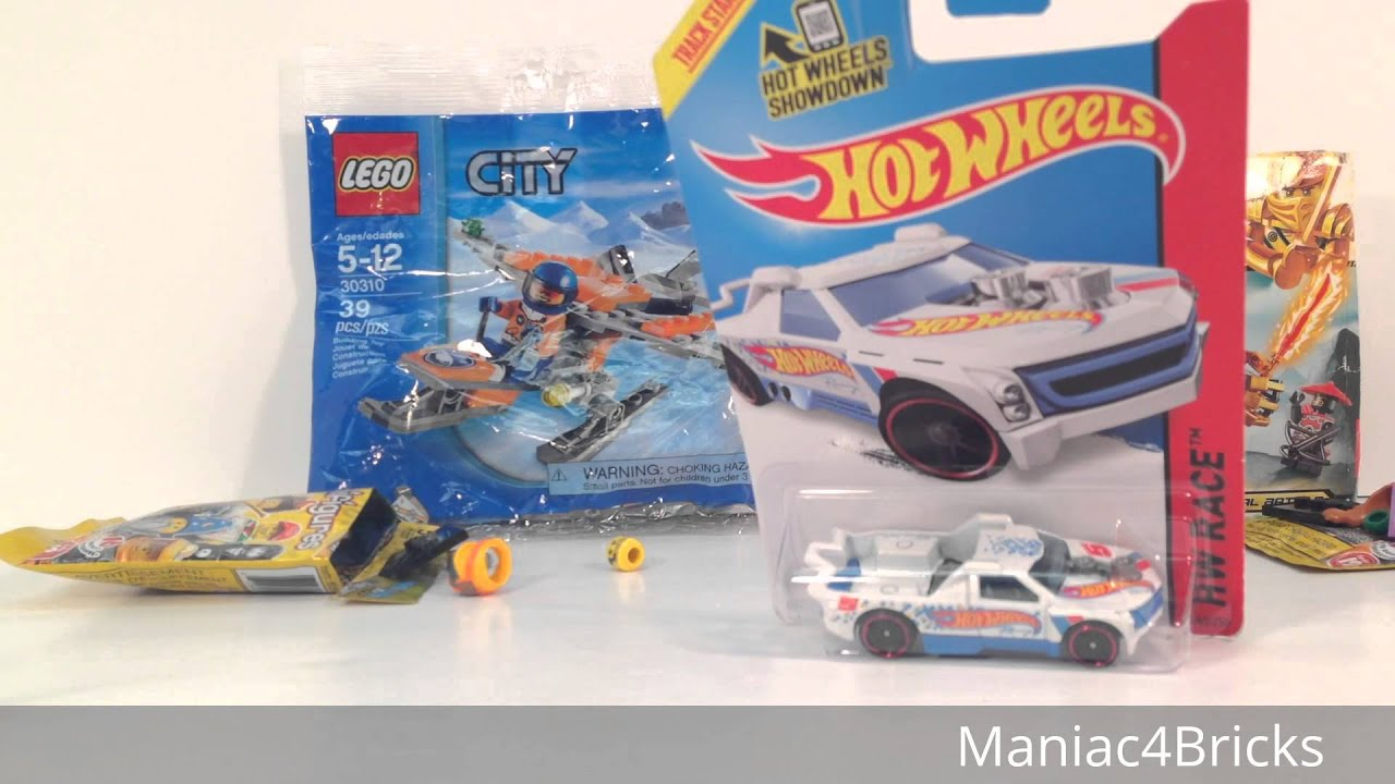 Haul 177 Toys R Us Stop & Shop Kmart Clearance Ninjago