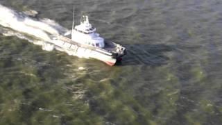 'Animal' Multipurpose Catamaran - VEKA Group