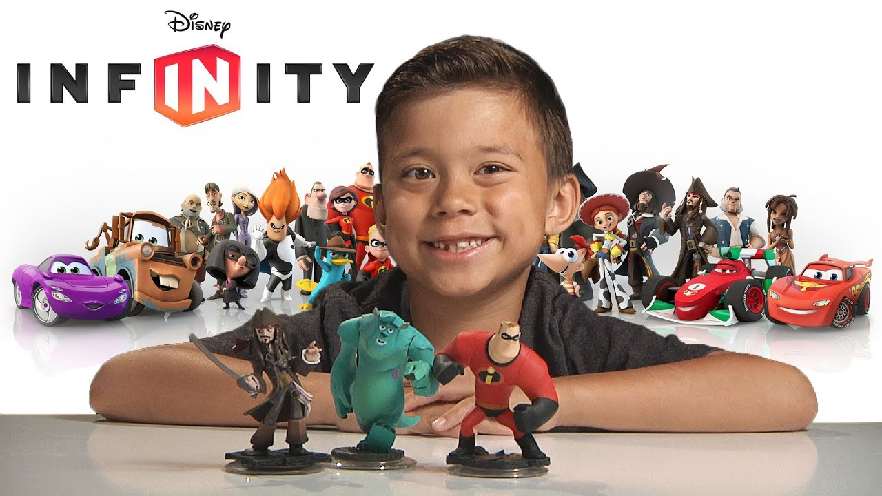 Disney Infinity Overview Unboxing Amp Review With