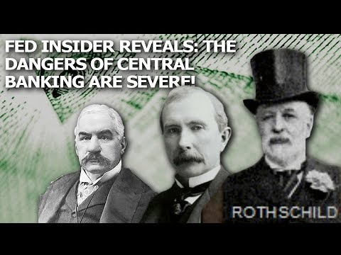 Danielle DiMartino Booth: Forget Rothschilds - The FED Is Mu