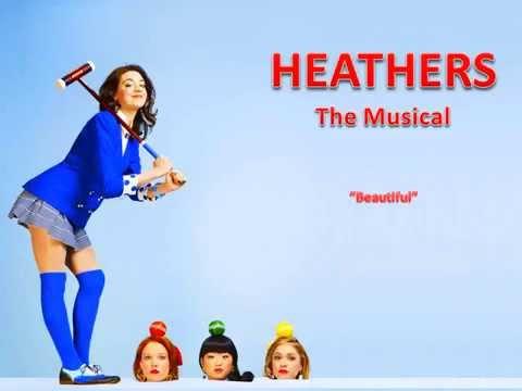 Heathers - Beautiful Karaoke
