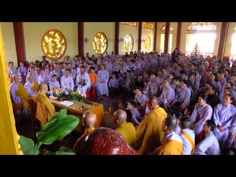 Niệm Phật Phóng Sanh Công Đức Vô Lượng - Chùa Liên Hoa-Bac Lieu - ĐĐ Thích Giác Nhàn