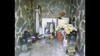 Zar Nicola II. e Alexandra, apparizioni mariane, Calvario Modra 10 8 2014