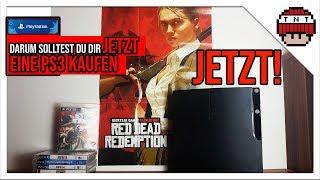 DARUM sollte man sich JETZT eine PS3 kaufen ! Sony Playstation 3 2018 Lohnt sich diese Konsole noch?