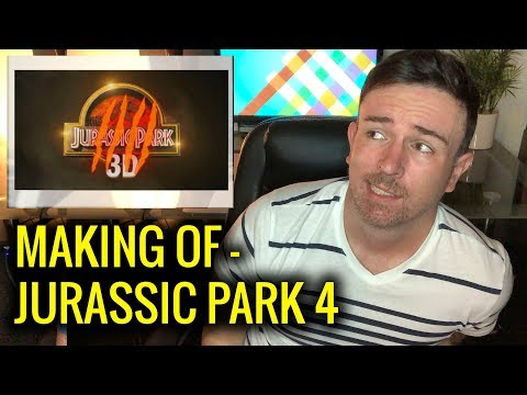 Making The Trailer - Jurassic Park 4 - Episode 1