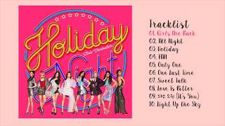 [Full Album] SNSD/Girls' Generation - Holiday Night - The 6th Album 2017