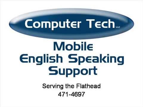 Computer Repair Kalispell -- Computer Tech.wmv