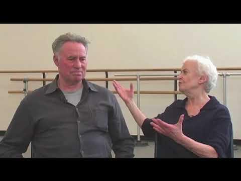Balanchine Foundation Interview: SONATINE: Jean-Pierre Bonnefoux and Violette Verdy