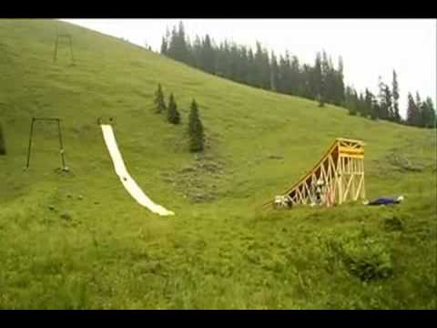 Worlds Most Extreme Water Slide (amazing)